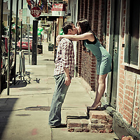 Set #5 - New Orleans Wedding Engagement