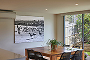 1.7Mx1.3M mural in Torquay townhouse