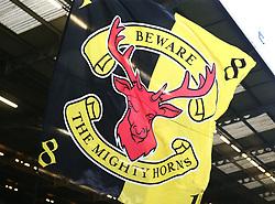 January 6, 2018 - Watford, England, United Kingdom - Watford Banner..during FA Cup 3rd Round match between Watford  and Bristol  City at Vicarage Road Stadium, Watford ,  England 06 Jan 2018. (Credit Image: © Kieran Galvin/NurPhoto via ZUMA Press)