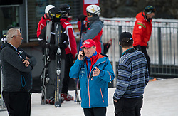 27.12.2017, Hochstein, Lienz, AUT, FIS Weltcup Ski Alpin, Lienz, Vorbericht, im Bild Siegfried Vergeiner (Ski Club Lienz Präsident) // Siegfried Vergeiner (Ski club president) during preperation of the FIS Ski Worldcup at th Hochstein in Lienz, Austria on 2017/12/27, EXPA Pictures © 2017, PhotoCredit: EXPA/ Michael Gruber