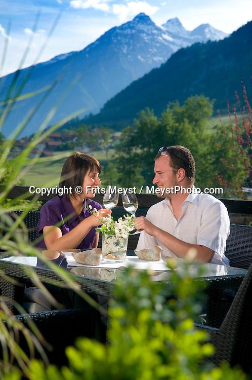 Pfunds, Tyrol, Austria, June 2010. Hotel Lafairserhof, Pfunds, Tirol, Austria  Photo by Frits Meyst/Adventure4ever.com
