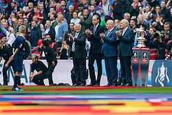 Guest of honour Prince William, Duke of Cambridge - Mandatory byline: Rogan Thomson/JMP - 21/05/2016 - FOOTBALL - Wembley Stadium - London, England - Crystal Palace v Manchester United - FA Cup Final.