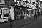 """Henley, Oxfordshire. England General Views Henley Town  The frontage of Gabriel MACHINs Game and Butchers shop in """"Market Place""""Thursday  01/12/2016<br /> © Peter SPURRIER<br /> LEICA CAMERA AG  LEICA Q (Typ 116)  f1.8  1/640sec  35mm  7.9MB"""