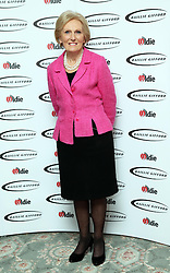 Mary Berry at the Oldie of the Year Awards in London, Tuesday, 4th February 2014. Picture by Stephen Lock / i-Images