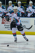 KELOWNA, CANADA - JANUARY 21:  Kelowna Rockets defenseman James Hilsendager #2 at the Kelowna Rockets game on January 21, 2017 at Prospera Place in Kelowna, British Columbia, Canada.  (Photo By Cindy Rogers/Nyasa Photography,  *** Local Caption ***