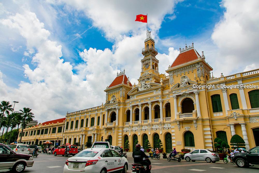 People's Committee Building, Saigon, Vietnam