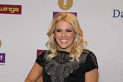 "Cascada (Natalie Horler, German ESC candidate), German ""Echo"" music award in Messegelaende, Berlin, Germany, 21, March 2013. Photo by Elliott Franks / i-Images..."
