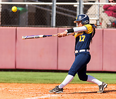 2016 A&T Softball vs Fairleigh Dickinson (Elon Tournament)