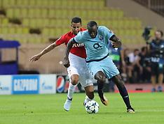 AS Monaco Vs FC Porto - 26 Sep 2017