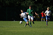 10.07.2008. Kumpula, Helsinki..Helsinki Cup 2008.D-13, JK Kalev (Viro) - HPS.©Juha Tamminen