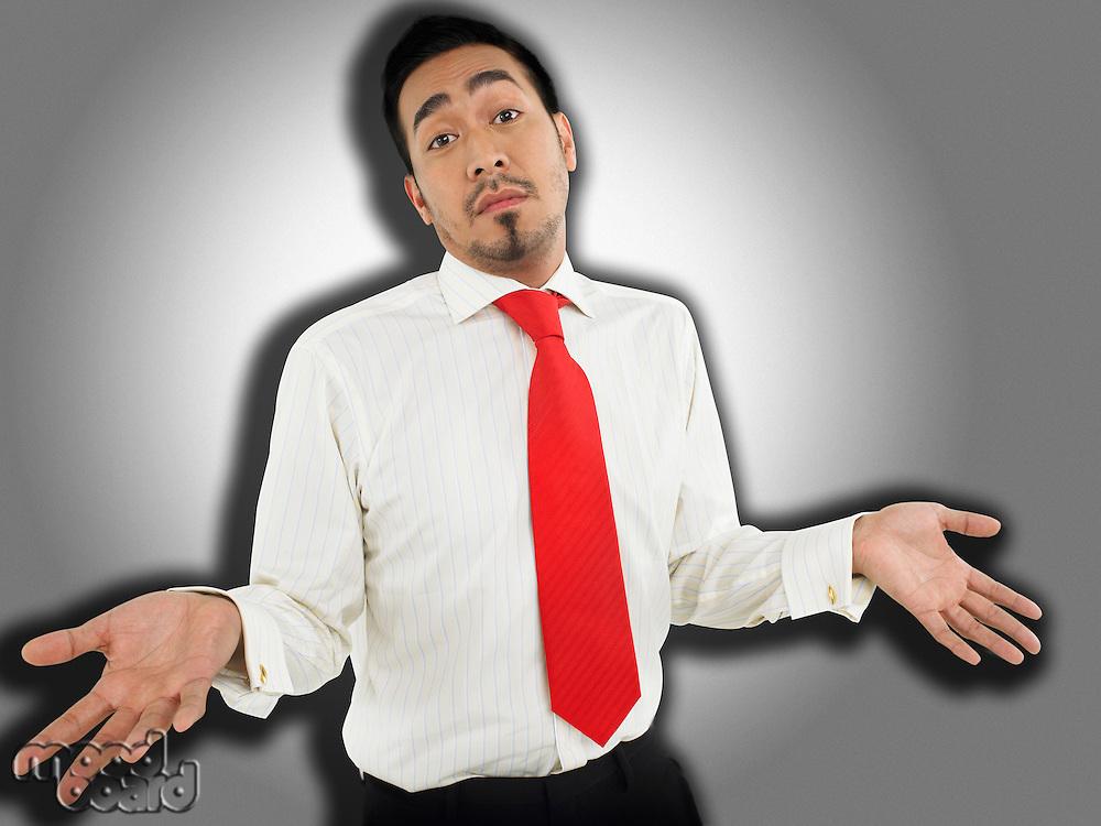 Unknowing Businessman