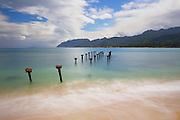 Laie Beach Park Oahu Hawaii