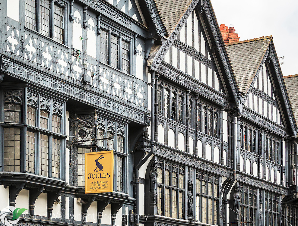 The ornate woodwork and carvings adorning this Victorian architecture, can be seen clearly on this image, facing south.