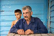 Tobacco farmers<br /> <br /> Vi&ntilde;ales, Cuba. 2015