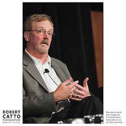 Rick Friesen at the Spada Conference 06 at the Hyatt Regency Hotel, Auckland, New Zealand.<br />