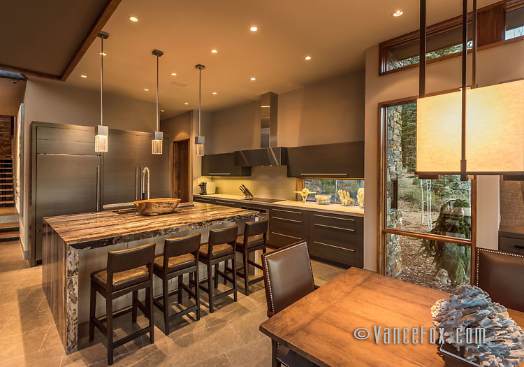 Martis Camp Home 300, Martis Camp, Truckee, Ca by JLS Design. Vance Fox Photography