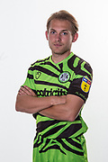 Forest Green Rovers George Williams(11) during the official team photocall for Forest Green Rovers at the New Lawn, Forest Green, United Kingdom on 29 July 2019.