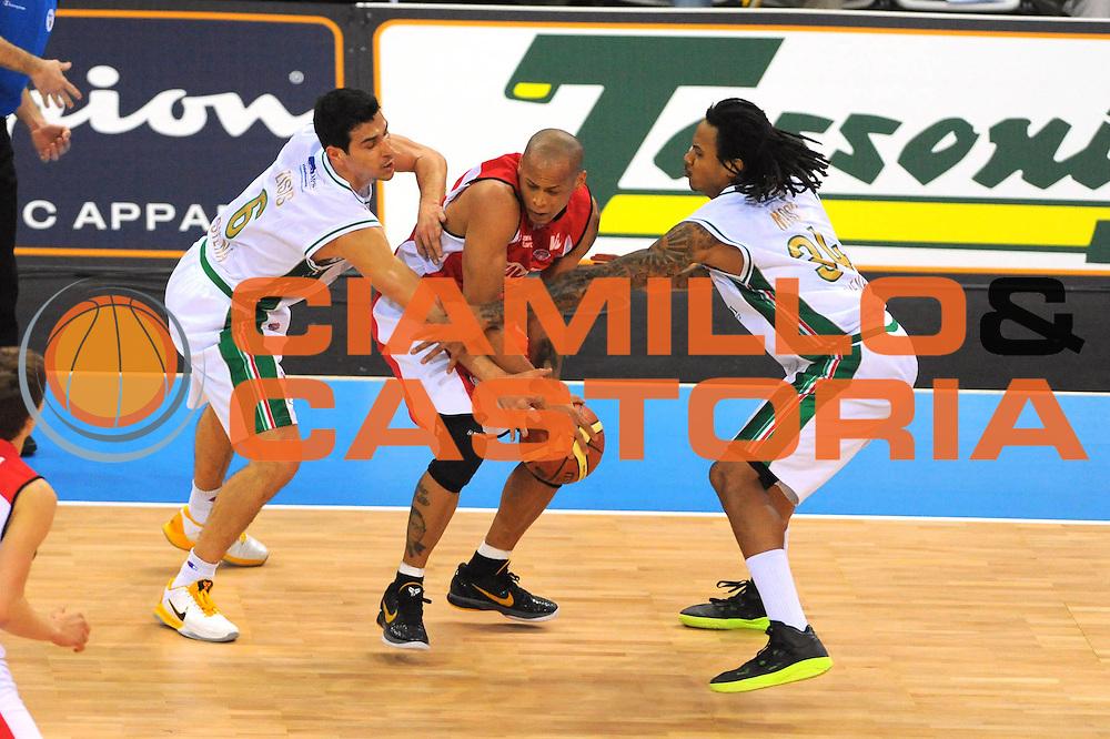 DESCRIZIONE : Torino Coppa Italia Final Eight 2011 Quarti di Finale Montepaschi Siena Scavolini Siviglia Pesaro <br /> GIOCATORE : Giullermo Diaz<br /> SQUADRA : Montepaschi Siena Scavolini Siviglia Pesaro<br /> EVENTO : Agos Ducato Basket Coppa Italia Final Eight 2011<br /> GARA : Montepaschi Siena Scavolini Siviglia Pesaro<br /> DATA : 10/02/2011<br /> CATEGORIA : Curiosita<br /> SPORT : Pallacanestro<br /> AUTORE : Agenzia Ciamillo-Castoria/GiulioCiamillo<br /> Galleria : Final Eight Coppa Italia 2011<br /> Fotonotizia : Torino Coppa Italia Final Eight 2011 Quarti di Finale Montepaschi Siena Scavolini Siviglia Pesaro <br /> Predefinita :