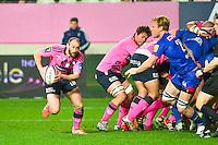 Julien DUPUY - 14.03.2015 - Stade Francais / Grenoble -  20eme journee de Top 14<br /> Photo : David Winter  / Icon Sport<br /> <br />   *** Local Caption ***