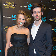 NLD/Amsterdam/20151215 - première van STAR WARS: The Force Awakens!, Willem Voogd en partner ......