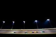 January 27-31, 2016: Daytona 24 hour: #11 Townsend Bell, Bill Sweedler, Richard Antinucci, Edoardo Piscopo, O'Gara Motorsport, Lamborghini Huracán GT3, #48 Madison Snow, Bryan Sellers, Bryce Miller, Mirko Bortolotti, Paul Miller Racing, Lamborghini Huracán GT3, #68 Alessandro Pier Guidi, Alexandre Premat, Daniel Serra, Scuderia Corsa, Ferrari 488 GTE, Corvette Racing, Corvette C7 GTLM