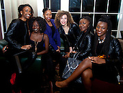 Attendees at the All Black Affair at Baker University Center Ballroom at Ohio University on Friday, January 29, 2016. © Ohio University / Photo by Sonja Y. Foster