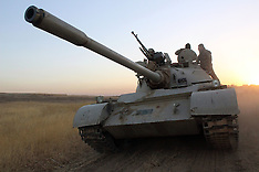 Iraq: Battle To Retake Mosul From Islamic State, 18 Oct. 2016