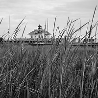 Manteo, North Carolina in the Outer Banks section of North Carolina, USA