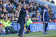 Sheffield Wednesday head coach Carlos Carvalhal during the Sky Bet Championship match between Sheffield Wednesday and Ipswich Town at Hillsborough, Sheffield, England on 16 April 2016. Photo by John Marfleet.
