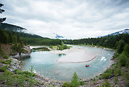 Flathead River, Montana Photos