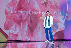 Rosario Morabito (Vogue Italia)at Je Instagram novi kralj mode? as part of Mercedes-Benz Fashion Week Ljubljana 2017, on April 6, 2017 in Gospodarsko razstavisce, Ljubljana, Slovenia. Photo by Matic Klansek Velej/ Sportida