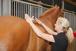 Chiropraktiker MOFFAT Dr. Sybil<br /> Freetz - Chiropraktiker Dr. Sybil Moffat<br /> © www.sportfotos-lafrentz.de/Stefan Lafrentz