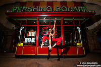 42nd Street Diner- Dance as Art the New York Photography Project featuring Andre Street
