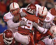Football (NCAA) Oklahoma vs. Nebraska Big 12 Championship 12/02/2006