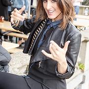 NLD/Amsterdam/20160409 - Eurovision in Concert 2016,Barei - Bárbara Reyzábal González-Aller uit Spanje / Spain