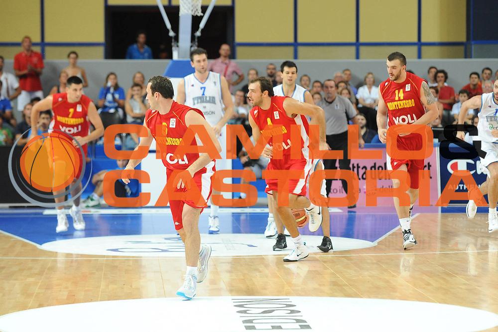 DESCRIZIONE : Bari Qualificazioni Europei 2011 Italia Montenegro<br /> GIOCATORE : Montenegro<br /> SQUADRA : Nazionale Italia Uomini <br /> EVENTO : Qualificazioni Europei 2011<br /> GARA : Italia Montenegro<br /> DATA : 26/08/2010 <br /> CATEGORIA : Tiro<br /> SPORT : Pallacanestro <br /> AUTORE : Agenzia Ciamillo-Castoria/GiulioCiamillo<br /> Galleria : Fip Nazionali 2010 <br /> Fotonotizia : Bari Qualificazioni Europei 2011 Italia Montenegro<br /> Predefinita :