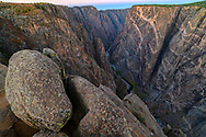 North America, American, USA, Colorado, Black Canyon of the Gunnison