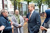 Koning Willem-Alexander bezoekt Burendag in Utrecht