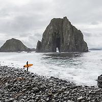 Surf trip - Alaska Peninsula 2014