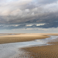 Last one from Holkham the other night (probably), last light before the sun dipped behind a bank of clouds.