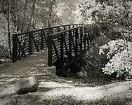 Bridge to the West Fork Trail - AZ