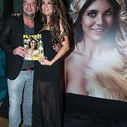 NLD/Amsterdam/20140410 - Presentatie Playboy met Melisa Schaufeli, partner Andy van der Meyde