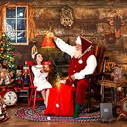 Santa's Magical World - McCann