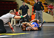 NCAA Wrestling: 2016 All-Academy Wrestling Championships