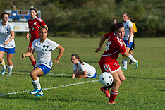 08/31/15 HS Girls Soccer Bridgeport vs. RCB