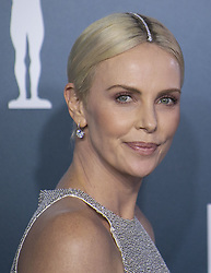 January 19, 2020, Los Angeles, California, USA: Charlize Theron at the red carpet of the 26th Annual Screen Actors Guild Awards held at the Shrine Auditorium in Los Angeles, California, Sunday January 19, 2020. JAVIER ROJAS/PI (Credit Image: © Prensa Internacional via ZUMA Wire)