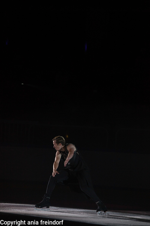 International Ice Skating Gala, Courchevel, France, 20 July 2017, Jeremy Abbott, Bronze medal winner at the Olympic Games in Sochi