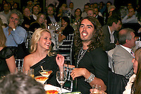 Russell Brand and Teresa Palmer
