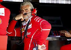 July 29, 2017 - Budapest, Hungary - Motorsports: FIA Formula One World Championship 2017, Grand Prix of Hungary, ..Maurizio Arrivabene (ITA, Scuderia Ferrari) (Credit Image: © Hoch Zwei via ZUMA Wire)