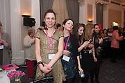ZOE GRIFFIN, Romantic Novelists Association The RoNas Awards - RICHARD MADELEY & JUDY FINNIGAN - ballroom of the RAF Club, 128 Piccadilly, London. 26 February 2013